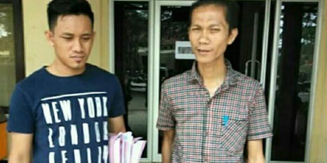 Sekretaris BPKAD Tubabar Oleh Polisi di Tetapkan jadi Tersangka