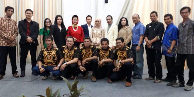 Acara Tunangan Putra Ketua FPII di Gelar Meriah
