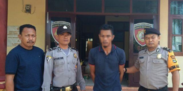 Cabuli Anak Kandung Sendiri, Pria di Tulang Bawang Barat di Tangkap Polisi