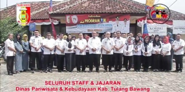 Kadis DISPARBUD Drs. Hi.Ismed, MH Dukung Penuh 25 Program Unggulan