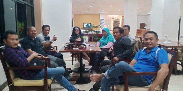 Ketua FPII Kunker Selama 4 Hari Ke Setwil FPII Provinsi Kepulauan Bangka Belitung