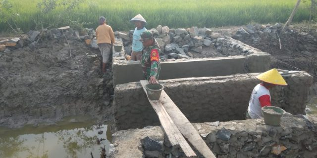 Babinsa Ujung Tombak TNI-AD.