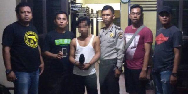 Satu Dari Tiga Pelaku Spesialis Pembobol Counter HP Ditangkap Polisi