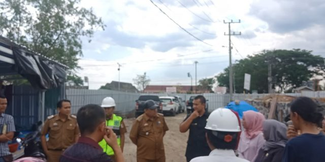 Komisi III DPRD Tuba Tingkatkan Pengawasan Dalam Pelaksanaan Pembagunan