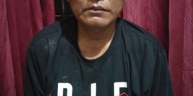 Resedivis spesialis Curat di Lampung Utara Kembali di Amankan Polisi