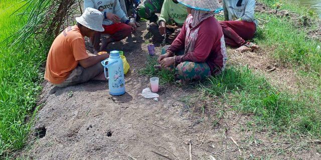 Babinsa Koramil 426-01/Mesuji, Sambangi Warga Binaan