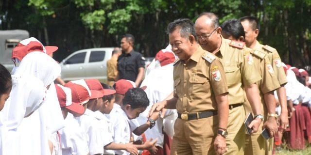 """Wakil Bupati Tulang Bawang Barat """"Fauzi Hasan Menghadiri Musrenbang Kecamatan Batu Putih"""