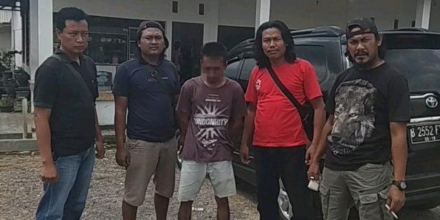 Polisi Kembali Berhasil Menangkap Buronan Pelaku Curat Hewan Ternak di Banjar Margo