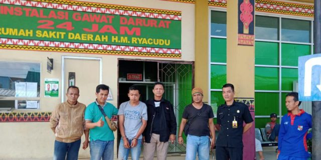 Polsek Sungkai Selatan Tangkap DPO Pelaku Curanmor