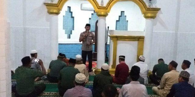 TNI-Polri di Tulang Bawang Gelar Sholat Subuh Bersama, Kapolres