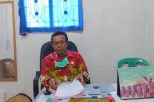 Plt Kepalo Tiyuh Penumangan baru Giat mendata warga pemudik Guna Antisipasi Cegah Penyebaran Covid-19