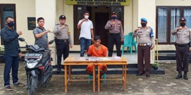 Coba Perkosa IRT, Warga Rumbia Ditangkap Polsek Gedung Aji