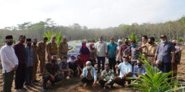 Guna Peningkatan Produksi Sawit, Pemkab TUBABA Terapkan Program PKSP