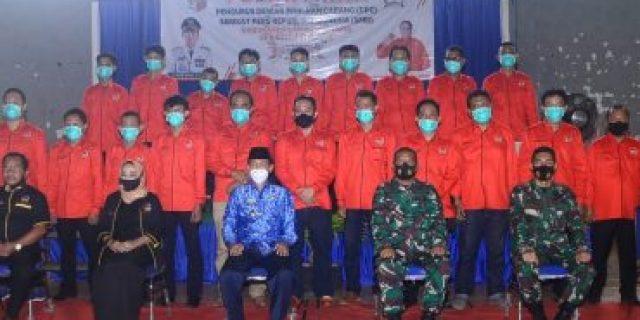 Pelantikan DPC SPRI Lampung Utara Dihadiri Plt Bupati Lampung Utara H.Budi Utomo