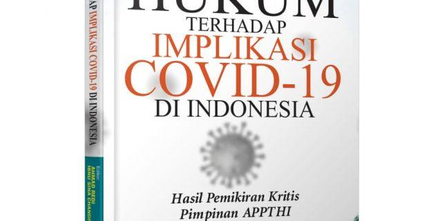 63 Akademisi 3 diantaranya Dekan dan Dosen UMKO Kotabumi terbitkan buku terkait Covid 19