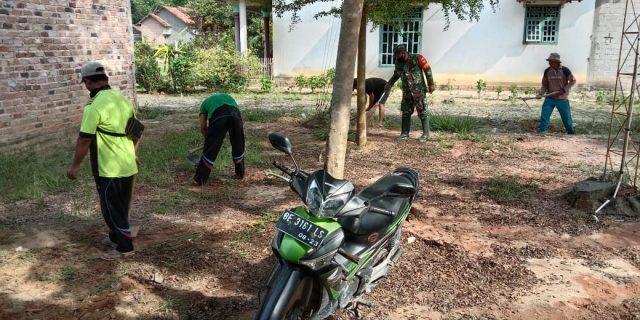 TNI AD, Koramil 426-01/Msj, Kodim 0426/TB terus Bersinergi dengan Masyarakat