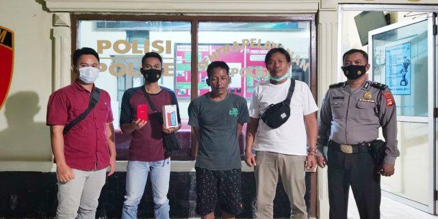 Baru Bebas Karena Program Asimilasi, Residivis Asal Kampung Agung Jaya Kembali Ditangkap Polisi