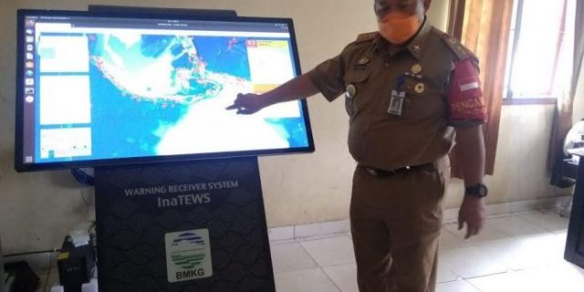 BPBD Tuba Antisipasi Darurat Bencana Alam
