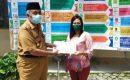 Kadis Sosial, Ir. Ahmad Sukur Berikan Bantuan yang Terkena Musibah Duka