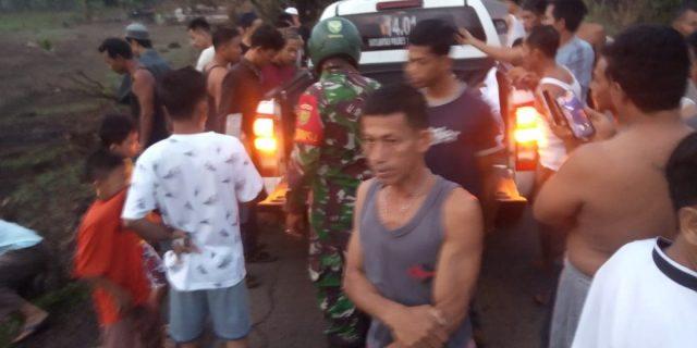 Satlantas Polres Tuba Berhasil Mengungkap Identitas Korban Laka Lantas MD di Jalintim