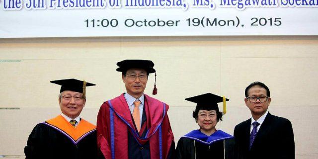 Guru Besar IPB Beberkan Kronologi Penganugerahan Profesor Kehormatan untuk Bu Mega dari Unhan