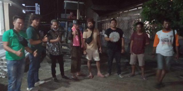 "Diduga Oknum TNI Beg  ""Ap Oknum yang Akan Menguasai Lahan Perkebunan Milik keluarga Hi. Nurdin"