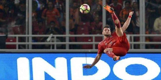 Marko Simic Kelelahan Usai Arak arakan Juara Piala Presiden