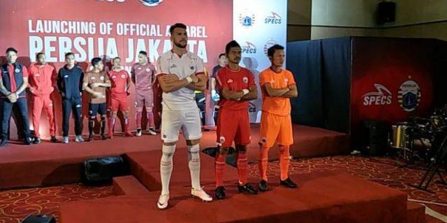 Jersey Persija Laku Keras Usai Juara Piala Presiden