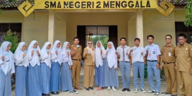 Disdukcapil Kabupaten Tulang Bawang Go to School